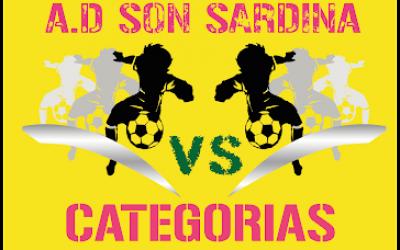 I Torneo 3vs3 A.D Son Sardina.