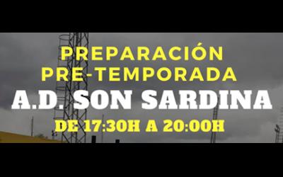 CAMPUS AD SON SARDINA *Nuevo Horario*