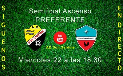 Playoff Ascenso Preferente Amateur «A»